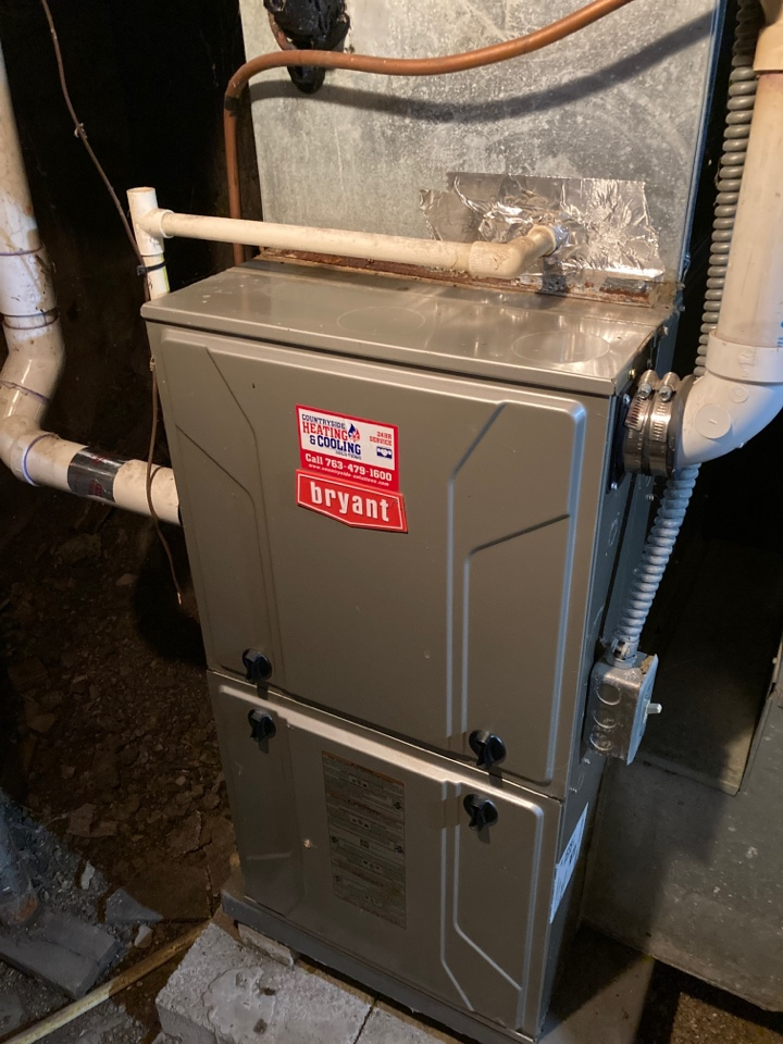 Bryant furnace maintenance in Navarre
