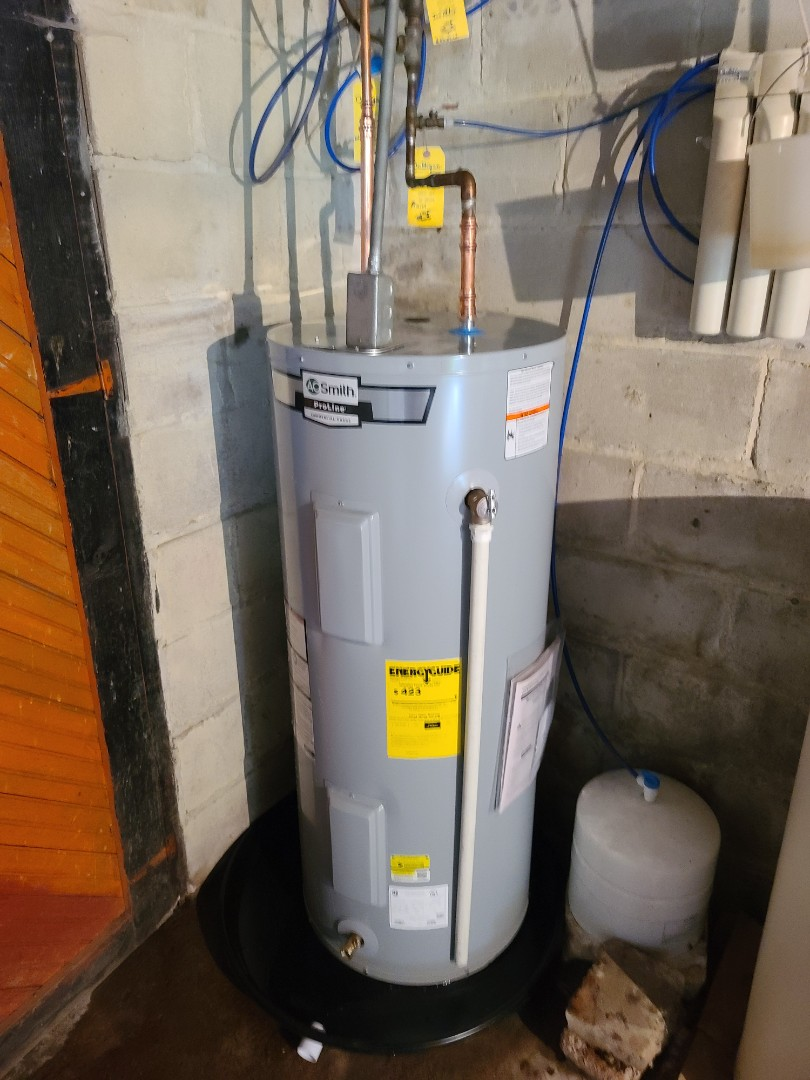 Maple Plain, MN - Waterheater installed Maple plain MN