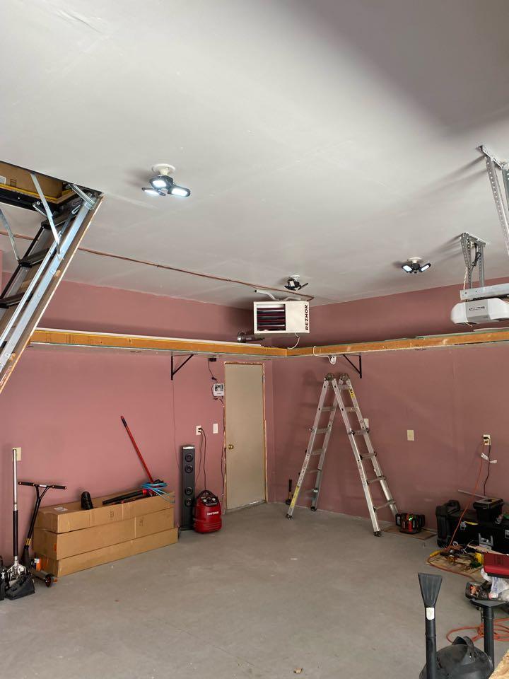 Minneapolis, MN - Reznor garage heater install Maple Grove MN #