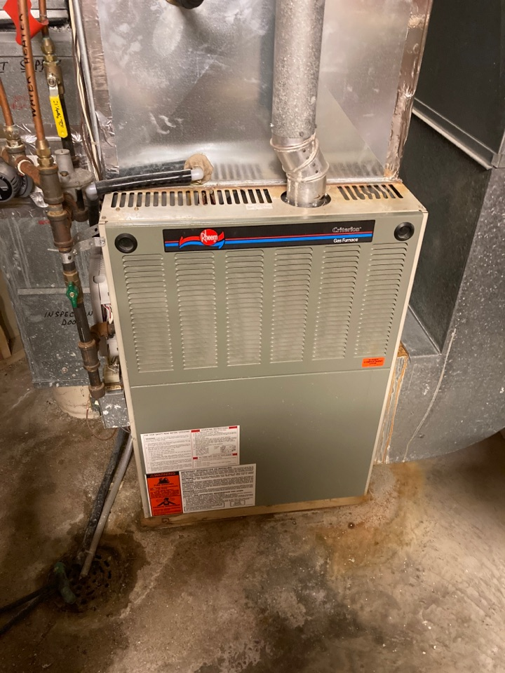 Minneapolis, MN - Furnace and humidifier maintenance in Plymouth