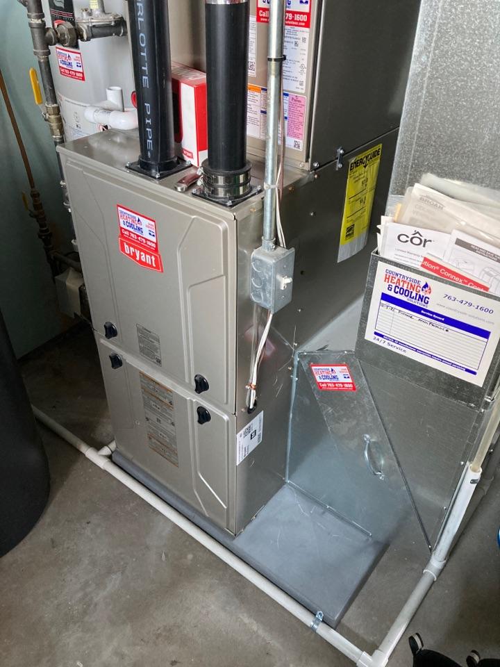 Buffalo, MN - Bryant furnace maintenance in Buffalo