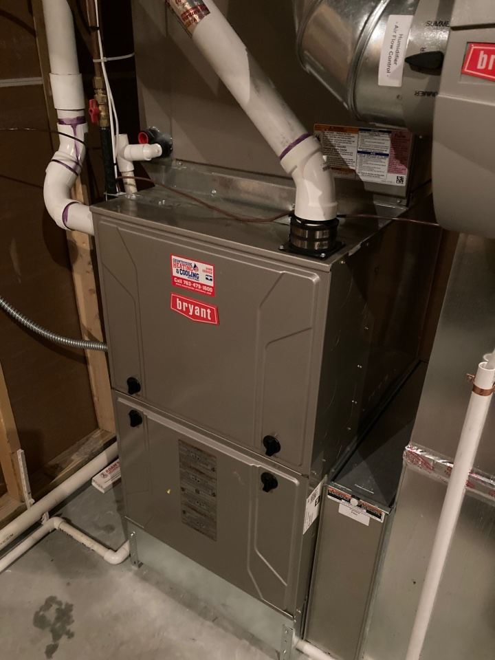 Rogers, MN - Bryant furnace maintenance in Rogers