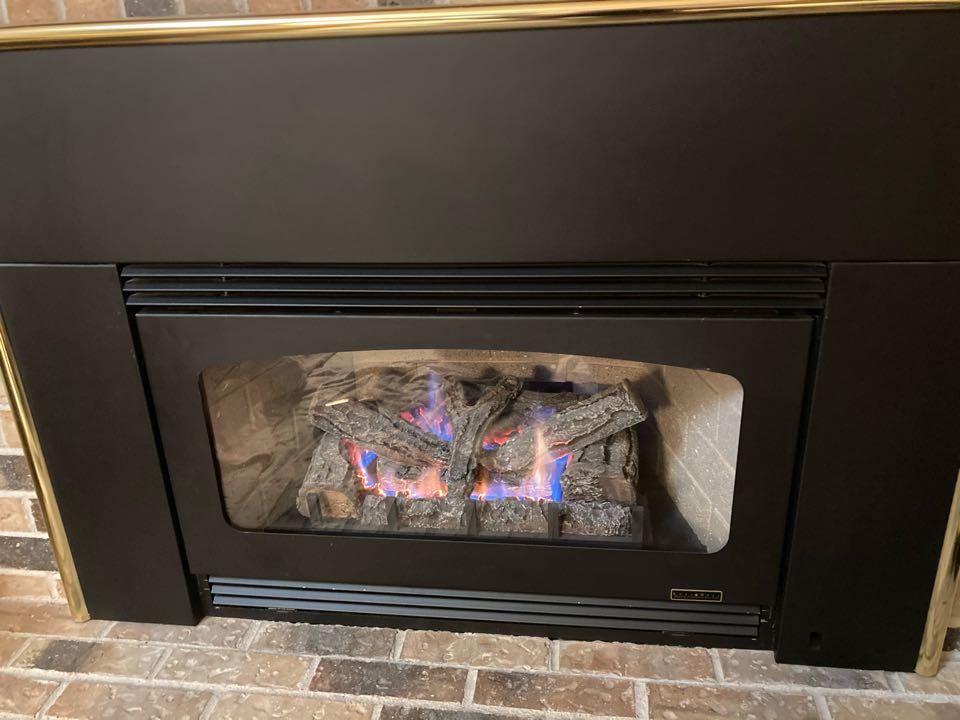 Fireplace maintenance in Delano