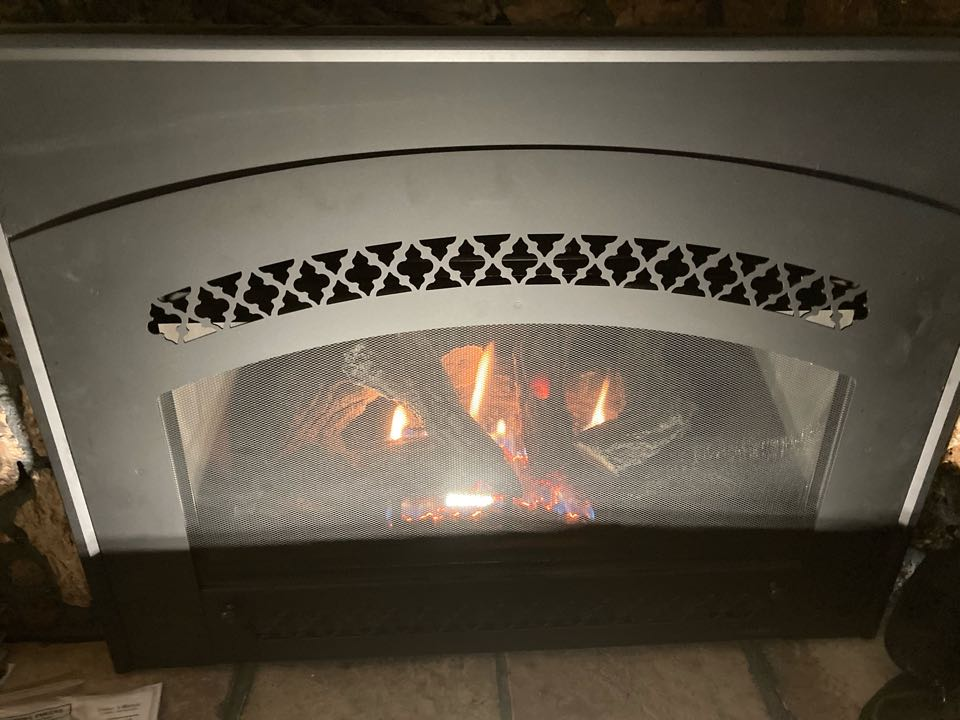 Fireplace tune up in Orono