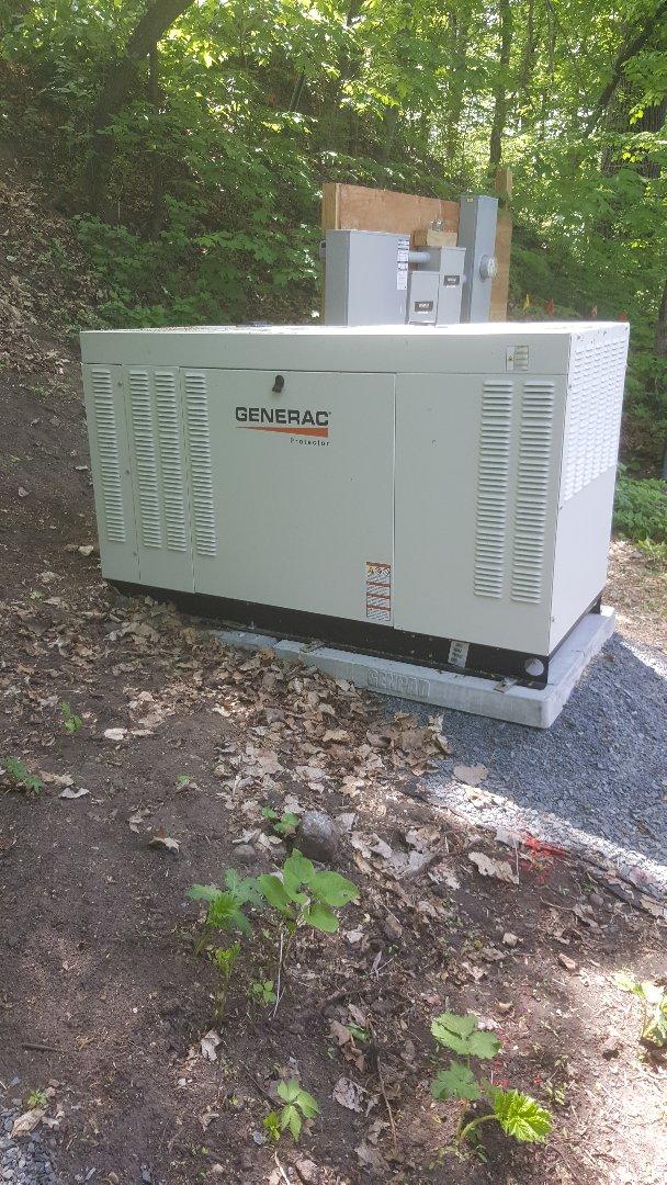 Minneapolis, MN - Running gas line to generator in Wayzata