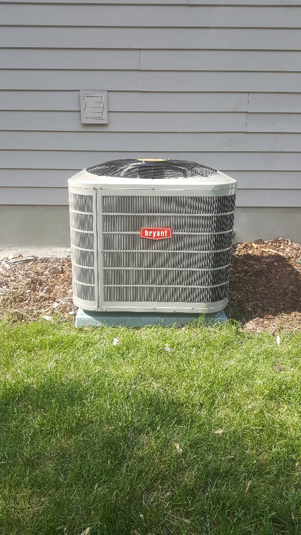 Maple Plain, MN - Just install a Bryant air conditioner in Medina