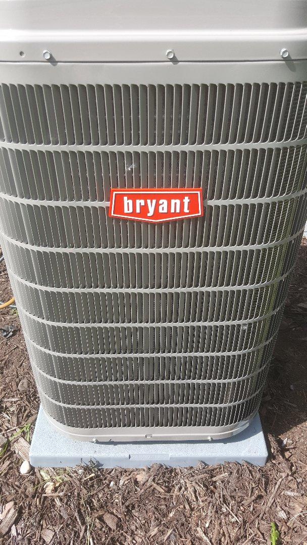 Wayzata, MN - Installing Bryant AC and furnace in Wayzata