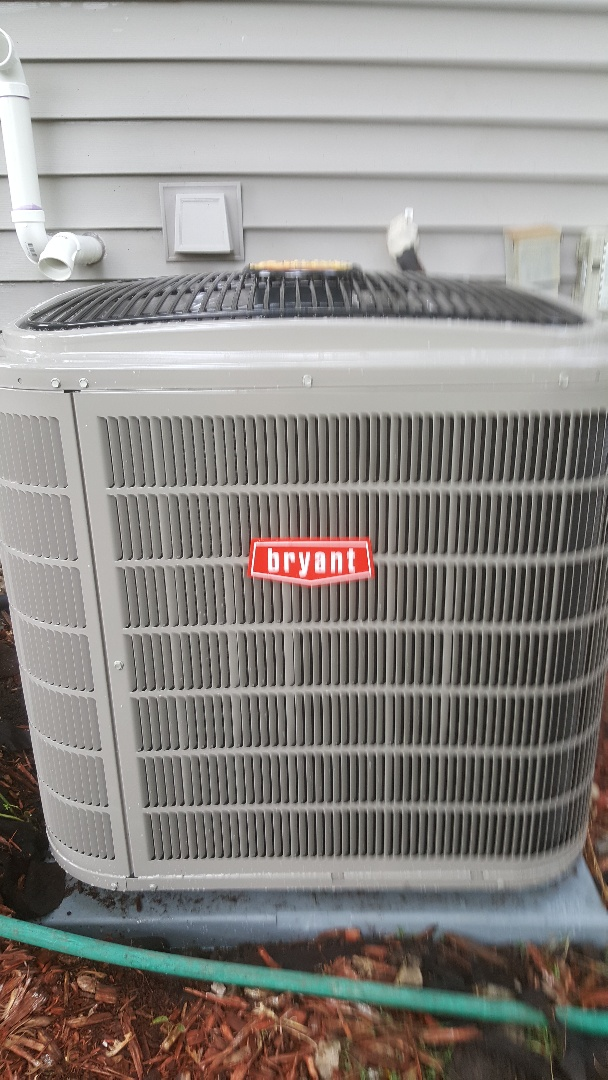 Plymouth, MN - Installing Bryant AC and furnace in Plymouth