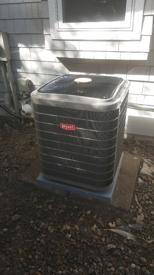 Wayzata, MN - Installed Bryant AC furnace and zone system in Mound