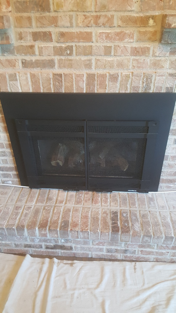 Plymouth, MN - Fireplace tune-up in Plymouth
