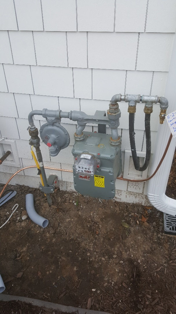 Plymouth, MN - Running gas line to electric generator in Plymouth