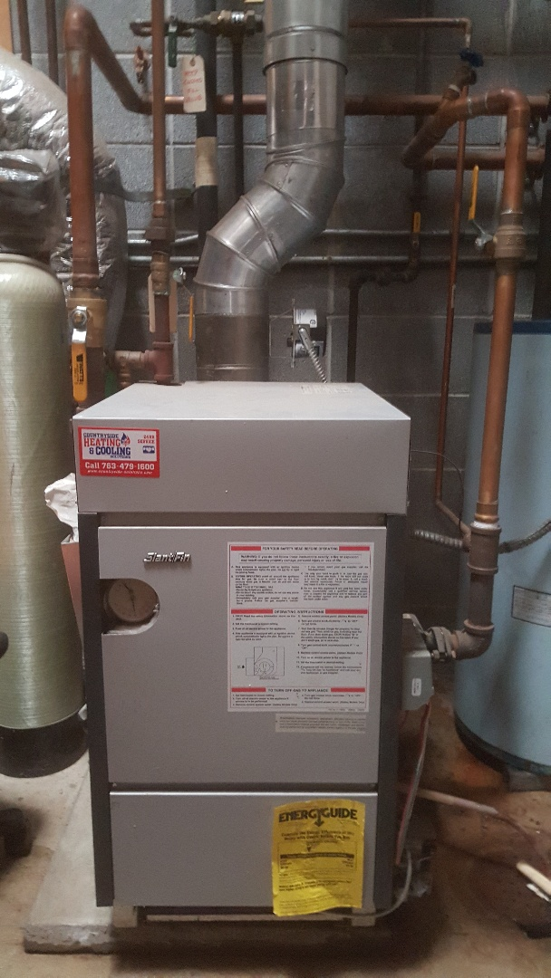 Plymouth, MN - Repairing boiler in Plymouth
