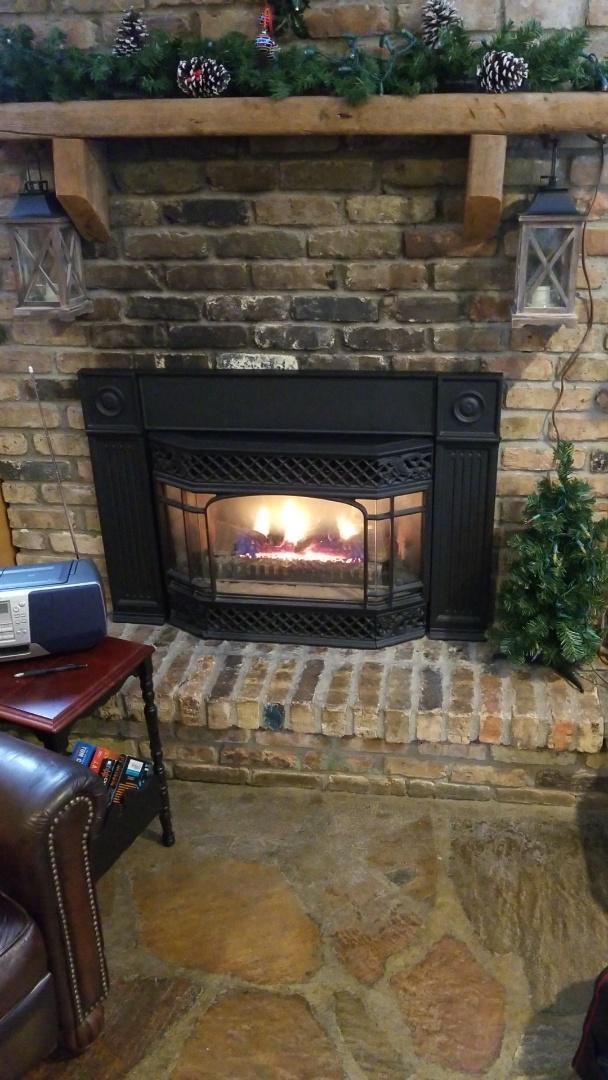 Rockford, MN - Repairing fireplace in Rockford