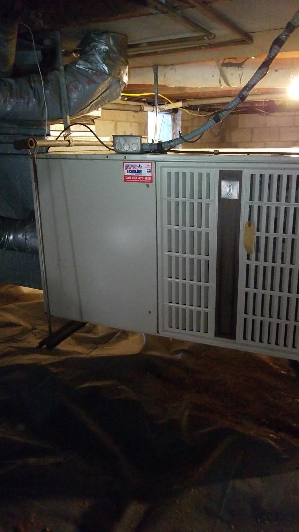 Long Lake, MN - Repairing furnace in Long Lake