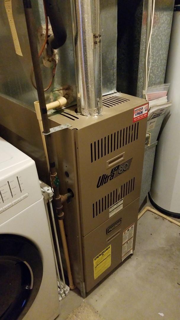 Delano, MN - Performing furnace tune-up in Delano