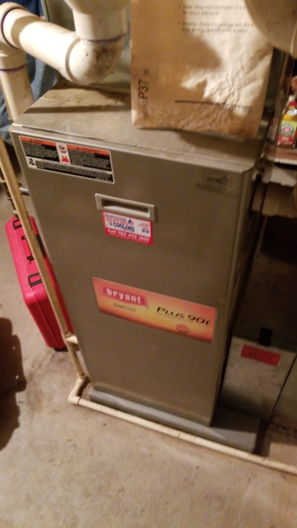 Loretto, MN - Repairing furnace in Corcoran