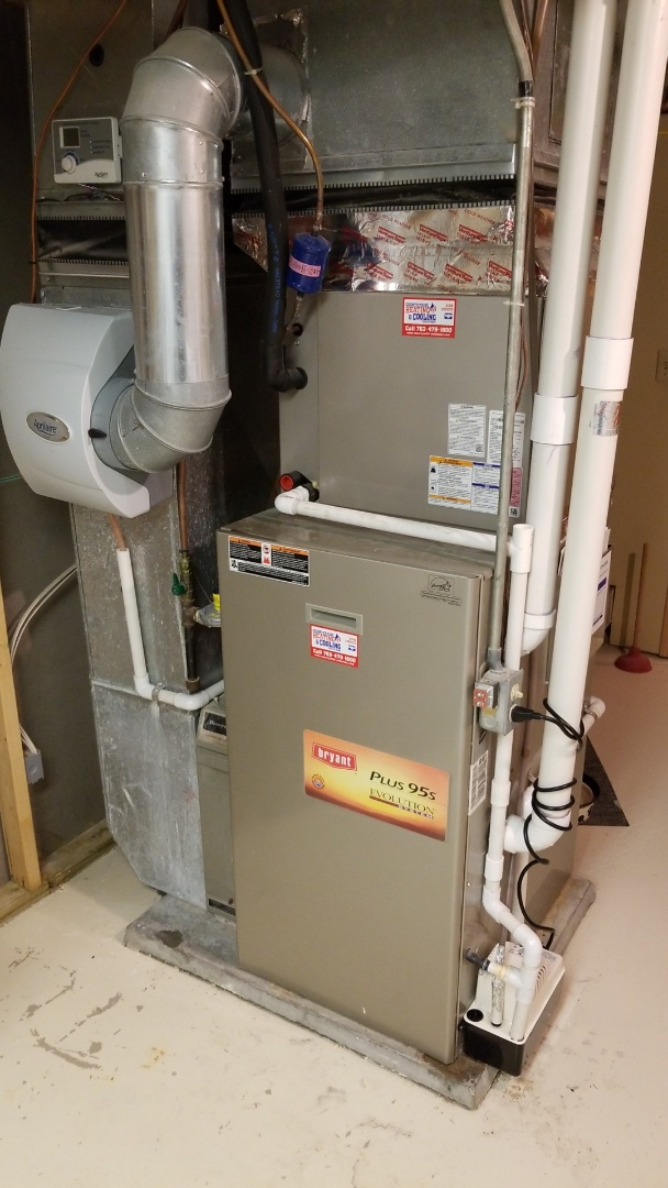 Independence, MN - Replacing heat exchanger and condensate pump in Maple Plain