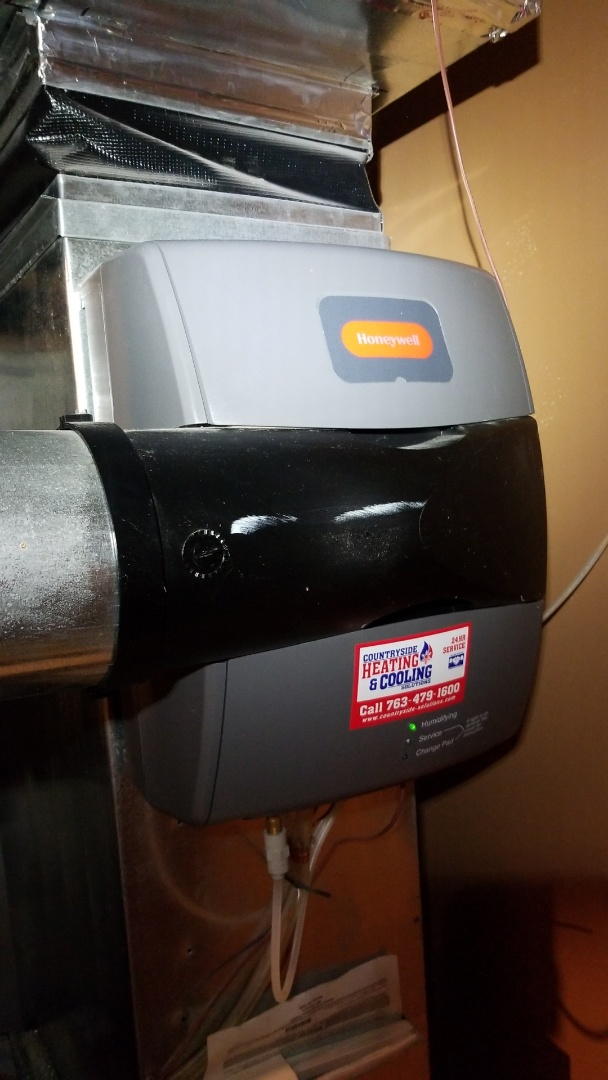 Long Lake, MN - Repairing humidifier in Orono