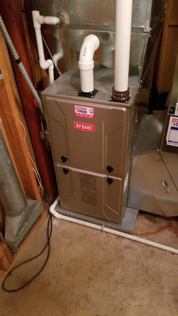 Minneapolis, MN - Repairing thermostat issue in Brooklyn Park