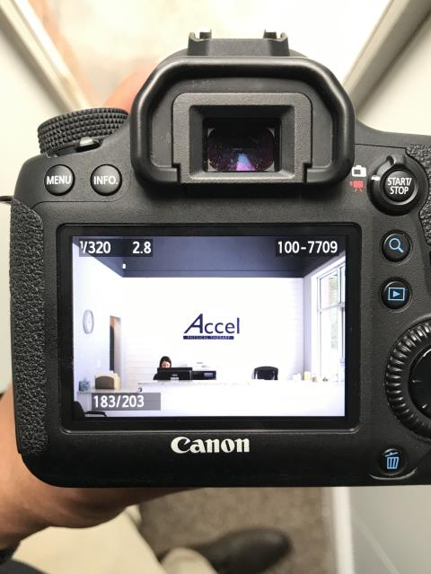Douglasville, GA - Had a great photoshoot and new staff portrait session at our local client's new office space in Douglasville. Accel Physical Therapy has four locations in Douglasville, Villa Rica, Carrollton, and most recently, Dallas. We love seeing our clients grow!