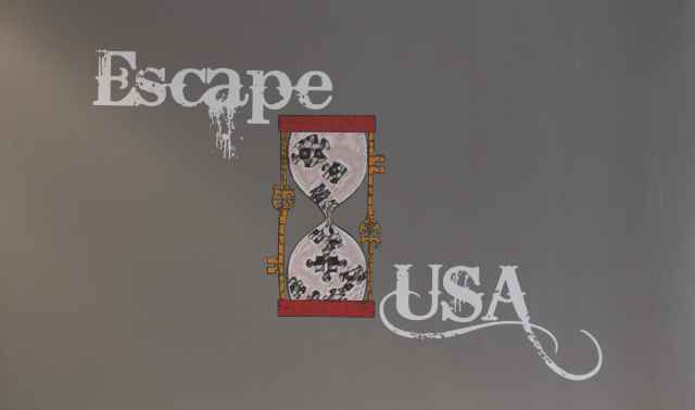 Douglasville, GA - Loved the on-location photo shoot today focused on capturing an inside look into Escape USA. Our team is looking forward to helping them look great online!