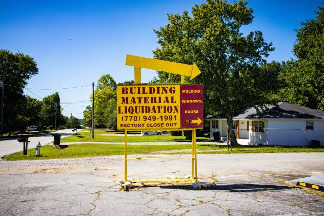 Douglasville, GA - Had a new website reveal with our long-time client, Building Material Liquidation! At FAME Internet Marketing, we are so excited to see small businesses grow and to help them do just that through quality website design and digital marketing!
