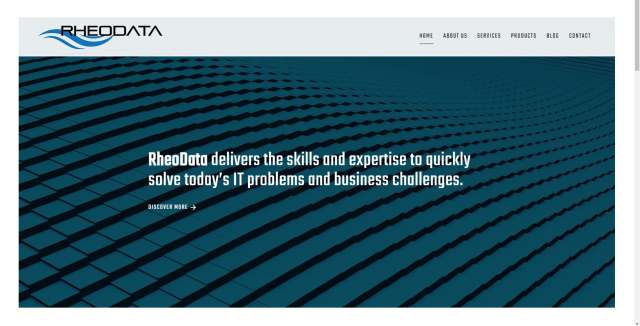Just launched a great new site for rheodata.com