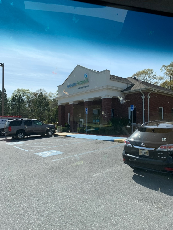 Vancleave, MS - Janitorial supply delivery to Keesler Federal credit Union Vancleave