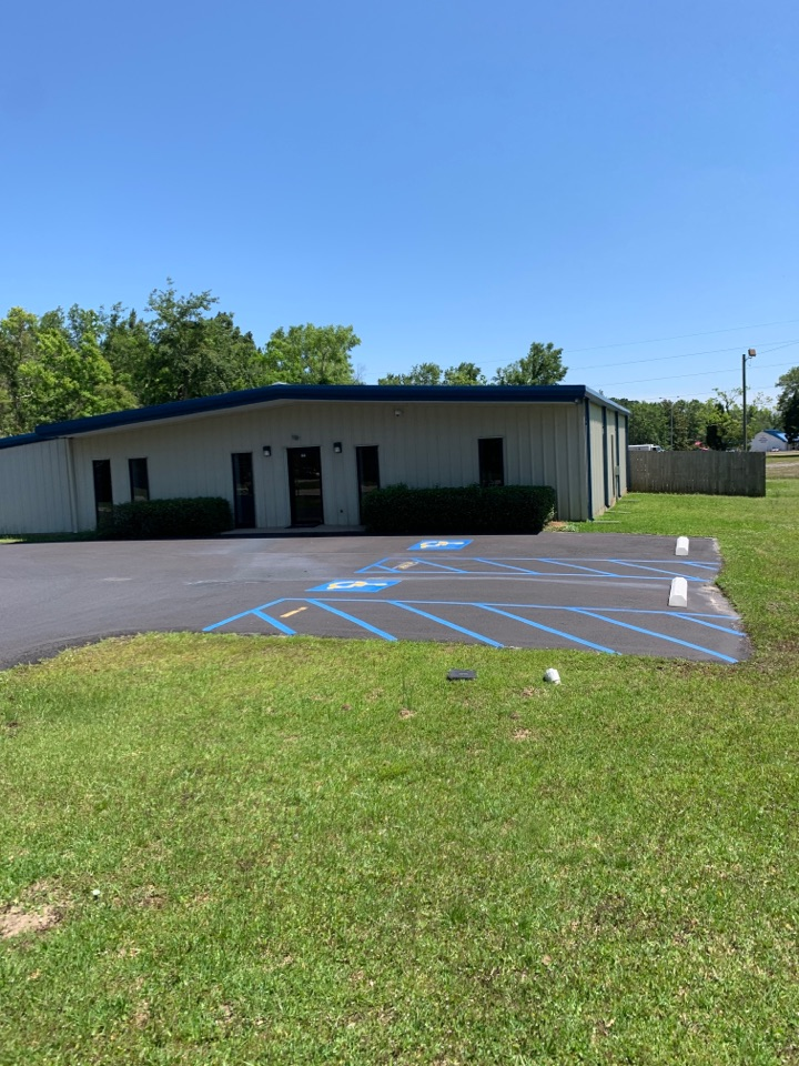 Gautier, MS - Janitorial supply delivery to navigator credit union