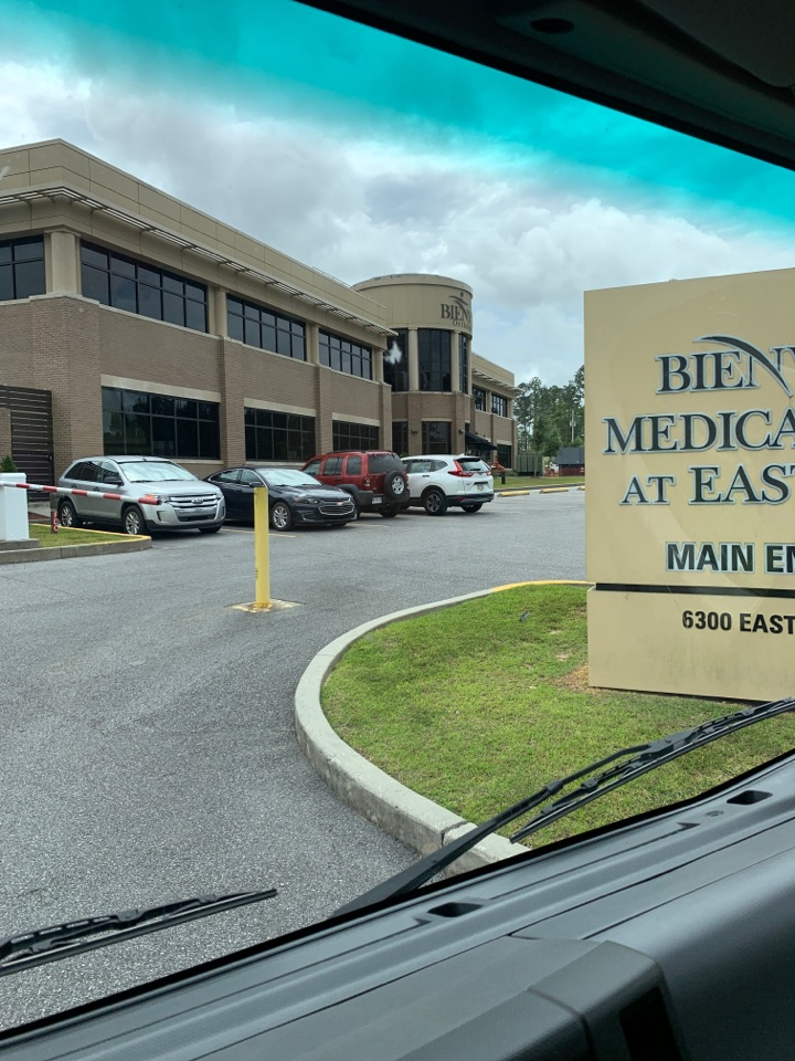 Office supply delivery to Bienville Gaucher medical offices