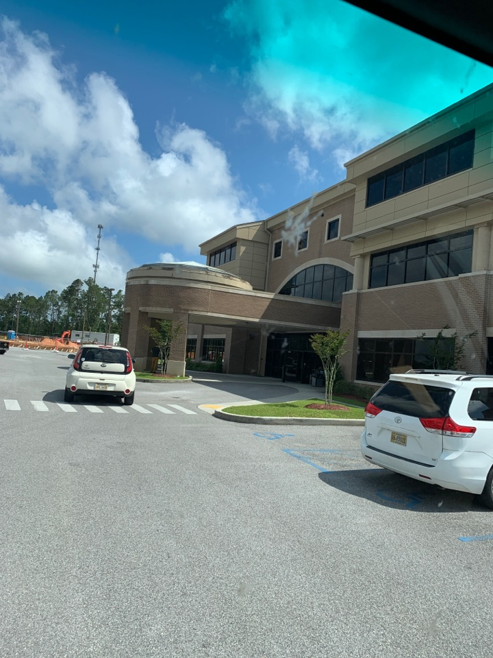 Office and janitorial supply delivery to Bienville orthopedics