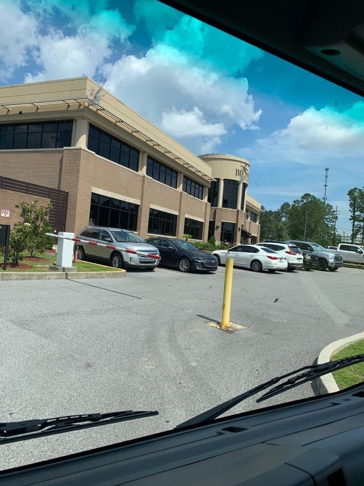 Office supply delivery to Bienville Gauger medical offices