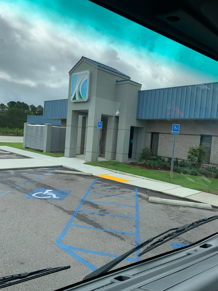 Gulfport, MS - Janitorial supply delivery to Keesler Federal credit Union