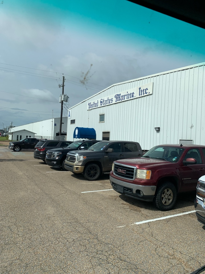 Gulfport, MS - Office supply delivery to United States Marine