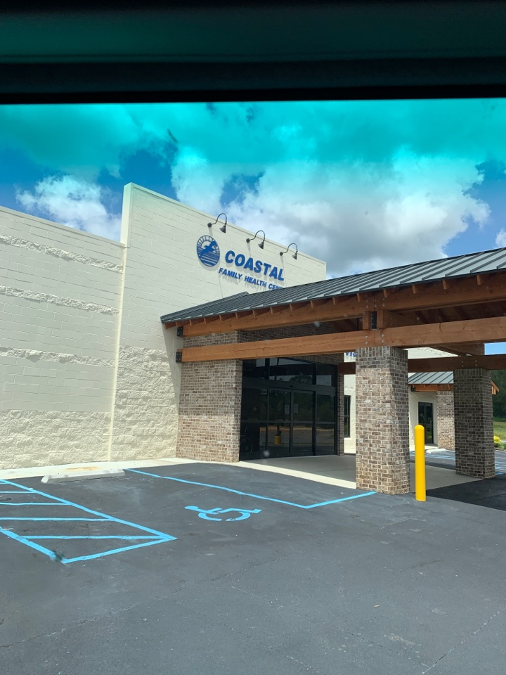 Leakesville, MS - Office supply delivery to Coastal family health Leakesville