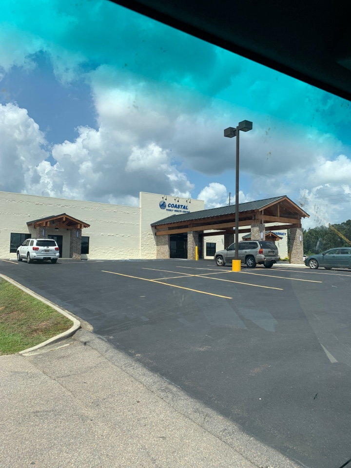 Leakesville, MS - Office supply delivery to coastal family Health Lynxville