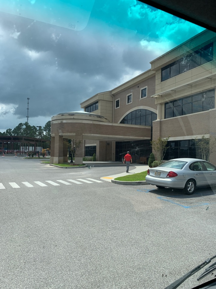 Vancleave, MS - Janitorial supply delivery to Bienville gautier medical offices