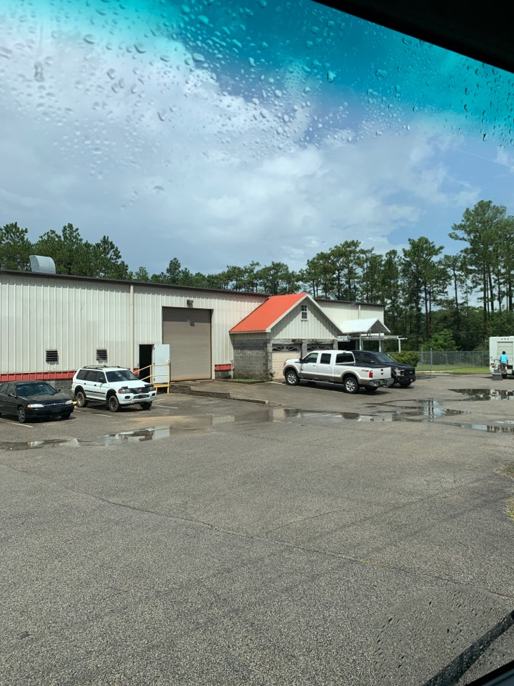 Gautier, MS - Office supply delivery to sulfur operations support Ocean Springs
