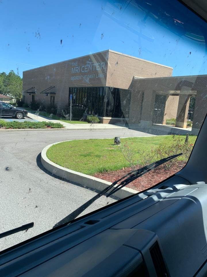 Vancleave, MS - Office janitorial supply delivery to East Lake MRI Vancleave