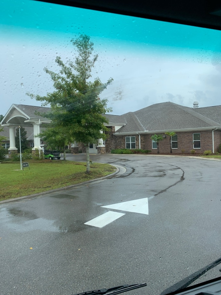 Gulfport, MS - Janitorial supply delivery to Methodist senior services Gulfport
