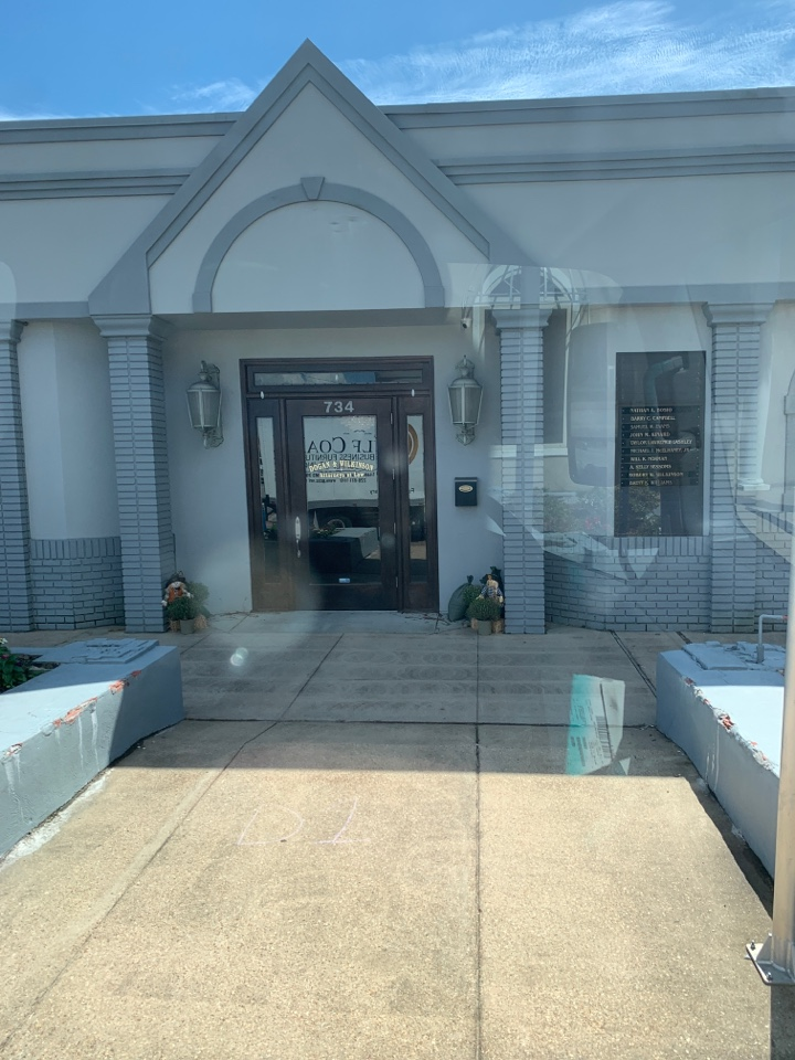 Pascagoula, MS - Office supply delivery to Dogan and Wilkinson Pascagula