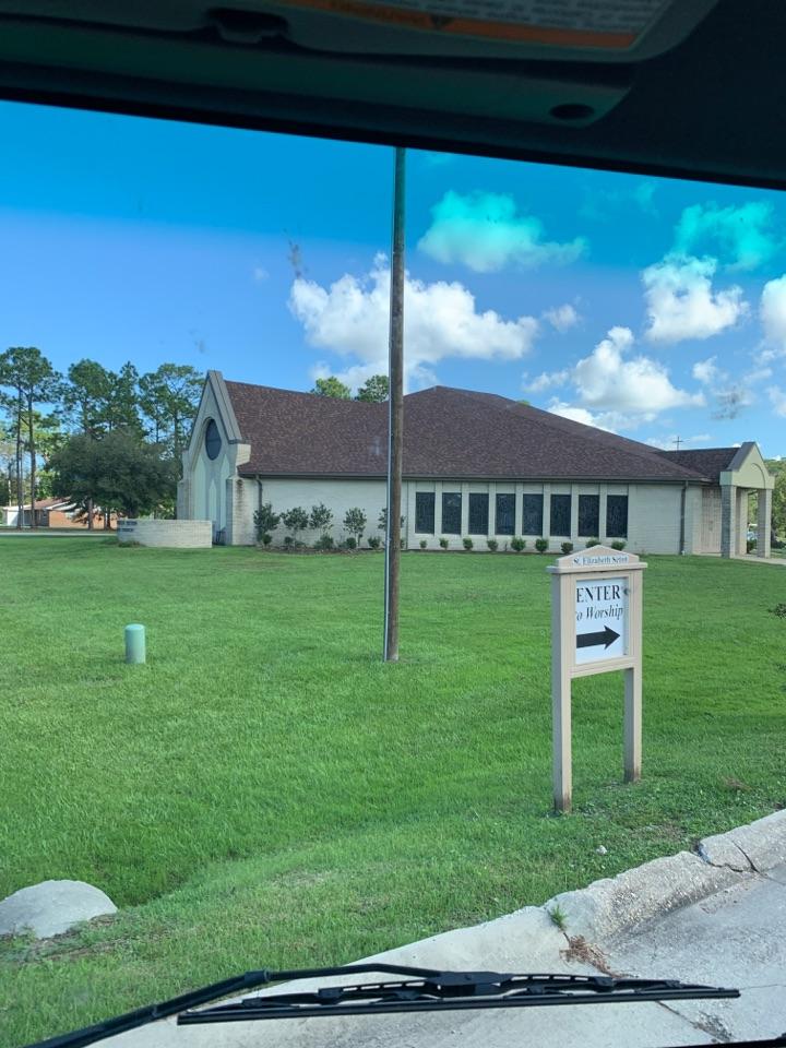 Ocean Springs, MS - Office supply delivery to Saint Elizabeth Seton Catholic Church Ocean Springs
