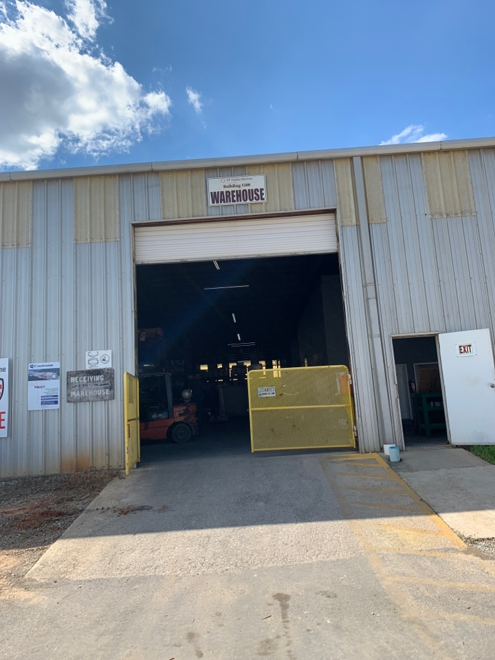 Pascagoula, MS - Office supply delivery to VT Halter Pascagula