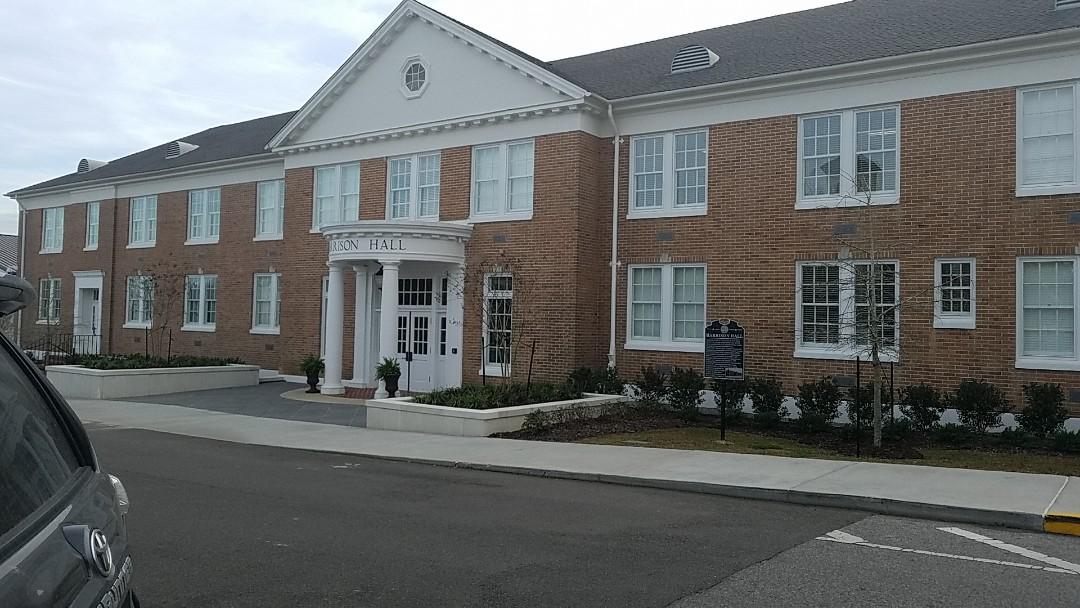 Mississippi Gulf Coast Community College Perkinston campus sold office furniture