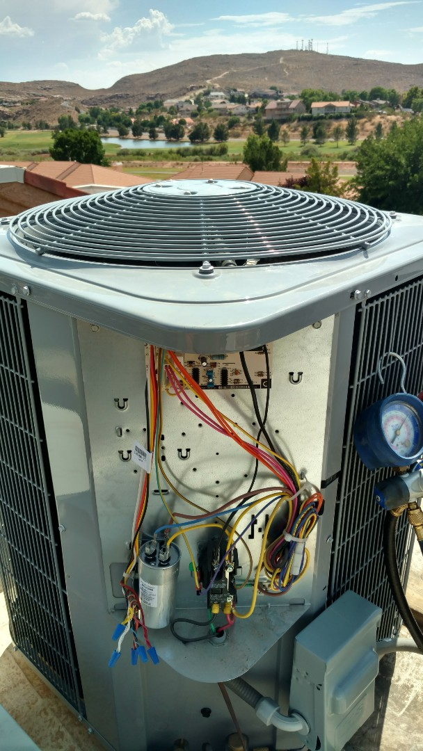 Furnace and Air Conditioning Repair in St George UT