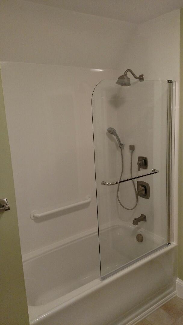 Stevensville, MD - Bathroom remodel