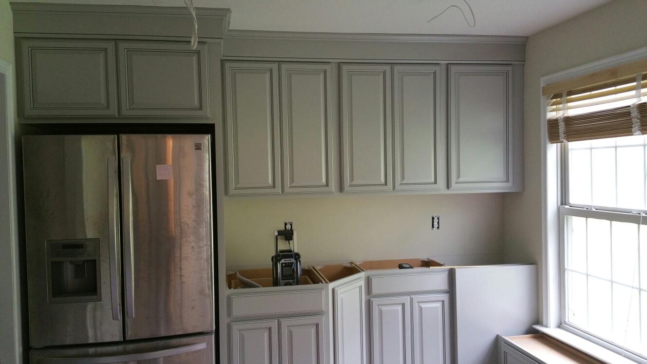 Elkton, MD - New kitchen cabinets