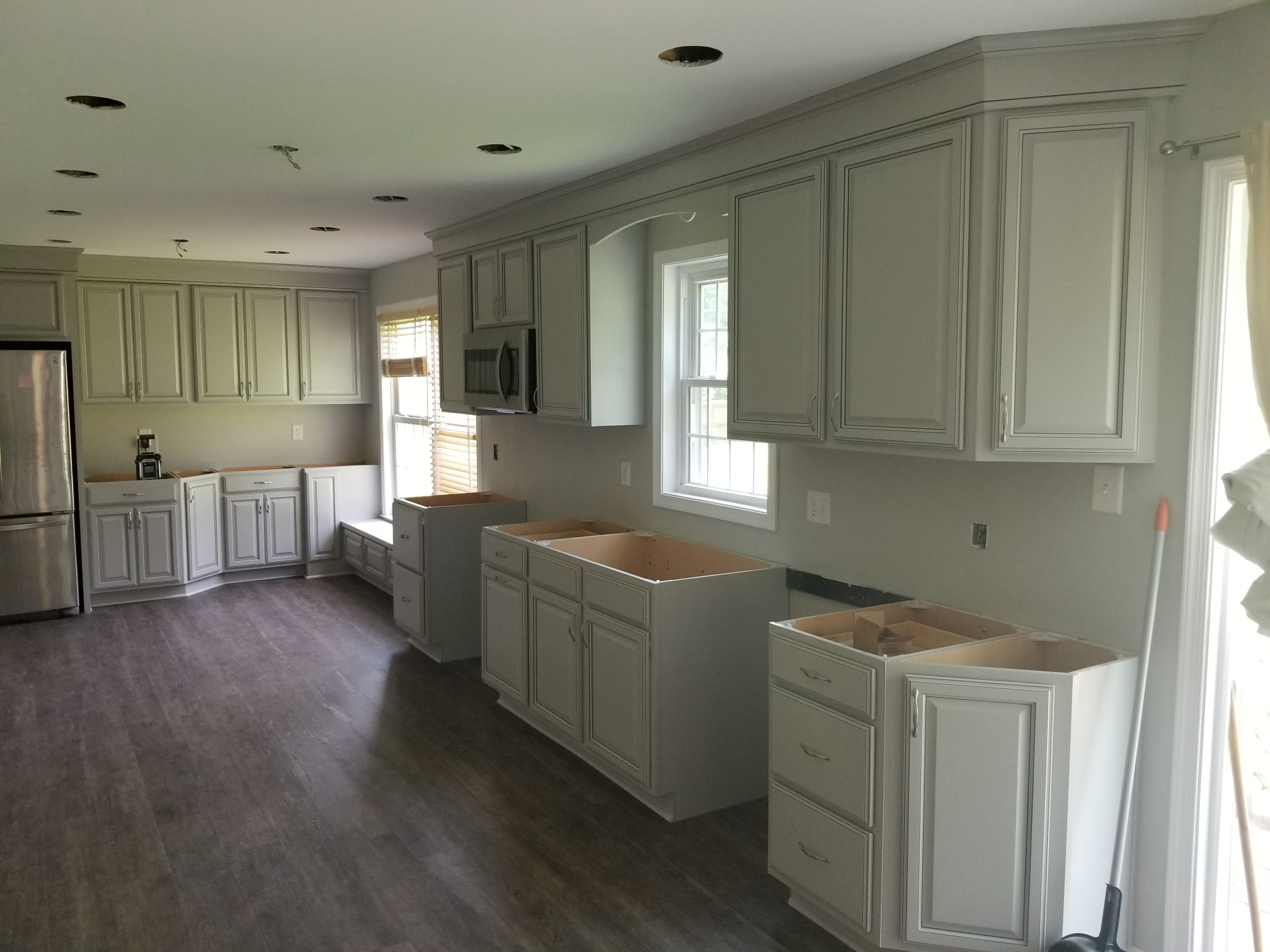 Elkton, MD - A custom kitchen we are working on