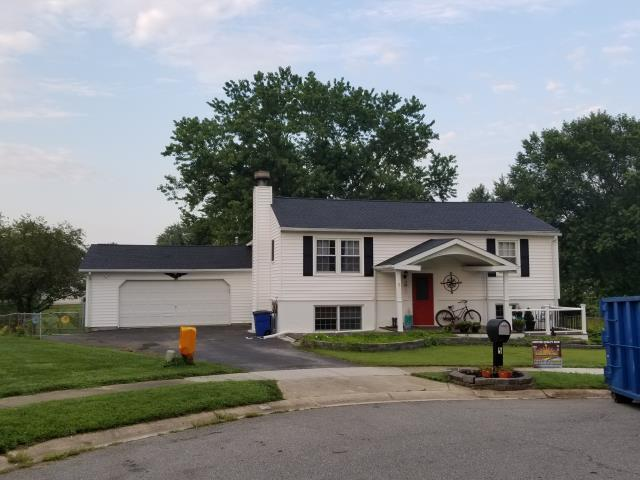 Elkton, MD - A GAF Timberline HD Lifetime System Plus Roof Replacement we just finished