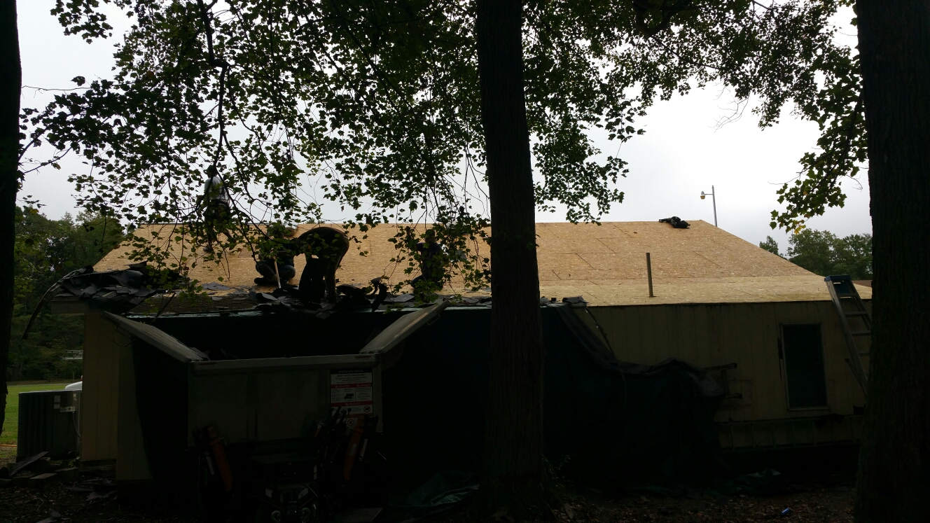 Denton, MD - New roof